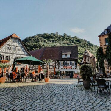 Heppenheim Altstadt