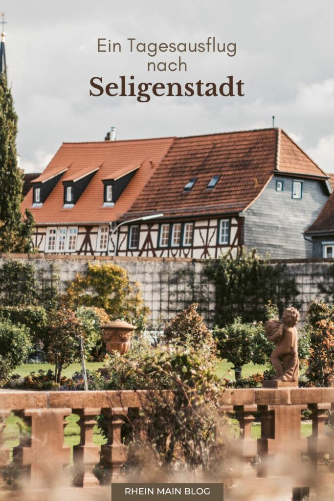 Tagesausflug nach Seligenstadt