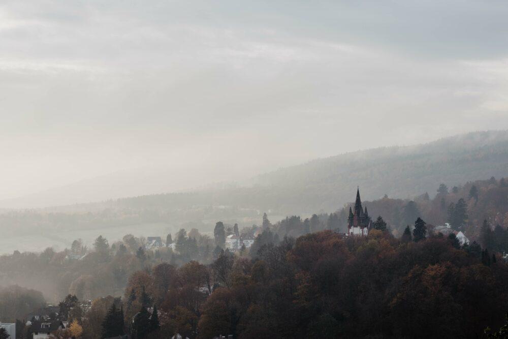 Winter Ausflugsziele Rhein-Main-Gebiet Taunus