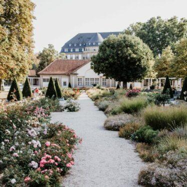 Frühlings Ausflüge Rhein-Main-Gebiet Bad Nauheim