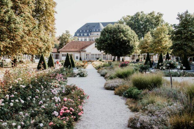 Frühlings Ausflugsziele Rhein-Main-Gebiet Bad Nauheim