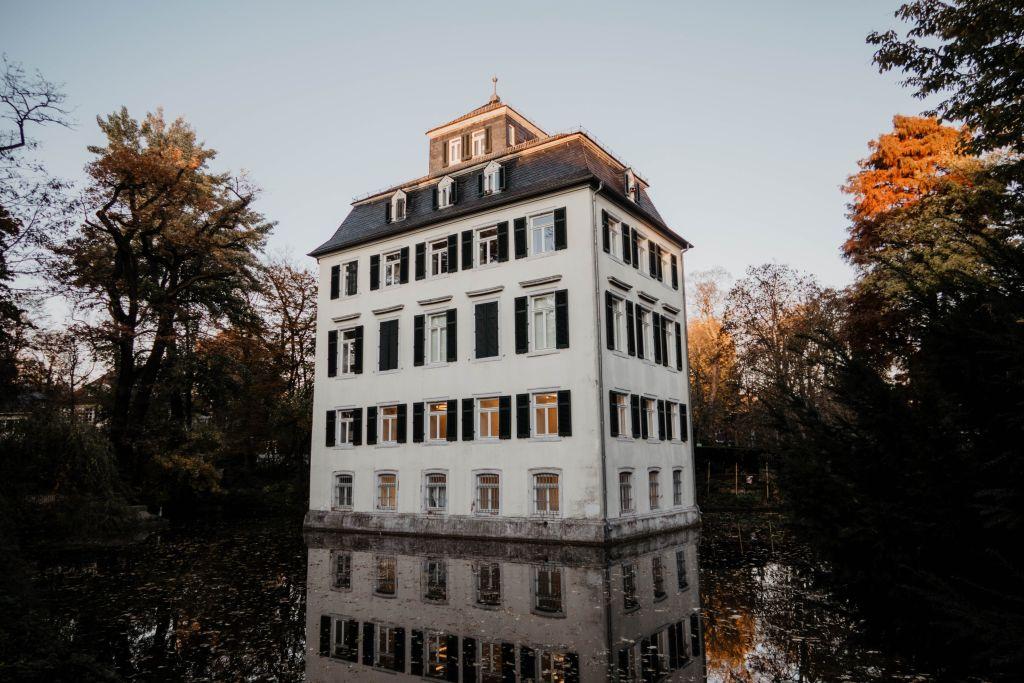 Holzhausenpark in Frankfurt am Main
