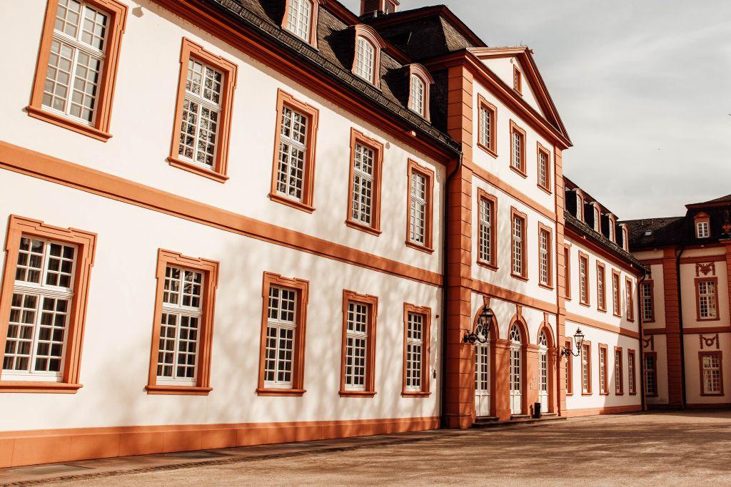 Barock Schloss Wiesbaden Biebrich
